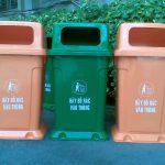Vận chuyển thùng rác công cộng từ Hà Nội đi các tỉnh trên toàn quốc