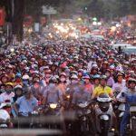 Phê duyệt đề án cấm xe máy tại các quận ở thành phố Hà Nội năm 2030