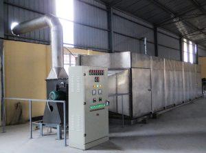 vận chuyển máy sấy công nghiệp thực phẩm trên toàn quốc