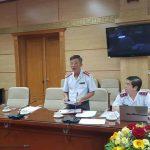 Thanh tra Chính phủ công bố Quyết định thanh tra tại Bộ Y tế.