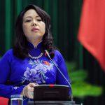 Chất vấn Bộ trưởng Y tế Nguyễn Thị Kim Tiến bởi 18 đoàn đại biểu Quốc Hội