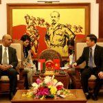 Đề xuất hợp tác mở tuyến vận tải biển trực tiếp giữa Việt Nam–Oman