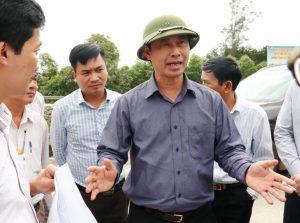 Điều chỉnh nút giao đầu tuyến cao tốc Cam Lộ - La Sơn