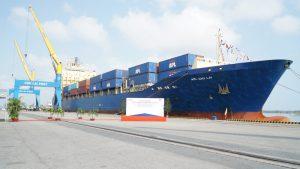 Khai trương tuyến hàng hải Nhật Bản - Chu Lai. Tăng mạnh chuỗi Logistics