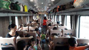Đường sắt Hà Nội giảm giá vé trên nhiều tuyến, mức giảm cao nhất lên đến 50%