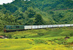 Bộ GTVT nghiên cứu xây dựng tuyến đường sắt Hải Phòng - Hà Nội - Lào Cai