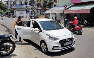 """Grab vẫn tiếp tục """"bành trướng"""", hoạt động ngày càng rầm rộ tại Khánh Hòa"""