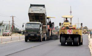 Tăng tốc hoàn thiện cầu Tân An xóa điểm nghẽn trên tuyến QL1 Quảng Nam.