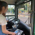 Thí điểm thẻ điện tử thông minh trên xe buýt tại TP HCM